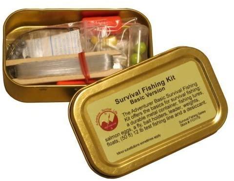 Best Glide ASE Survival Fishing Kit