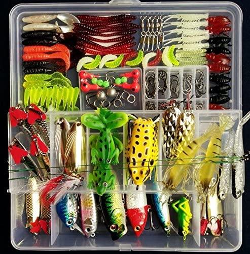 PortableFun Fishing Tackle Kit
