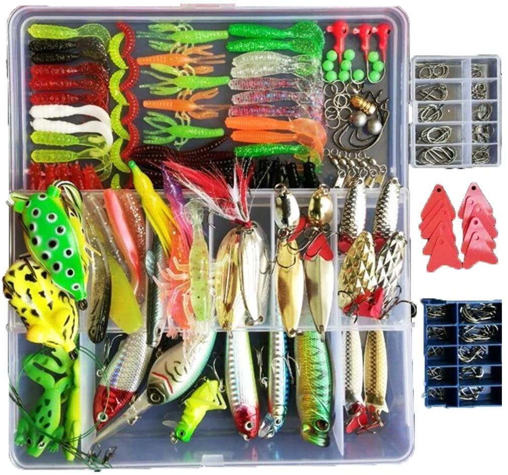 Topconcpt Freshwater Fishing Lures Kit