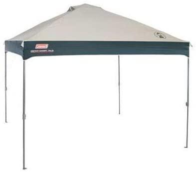 Coleman 10' x 10' Straight Leg Instant Canopy/Gazebo