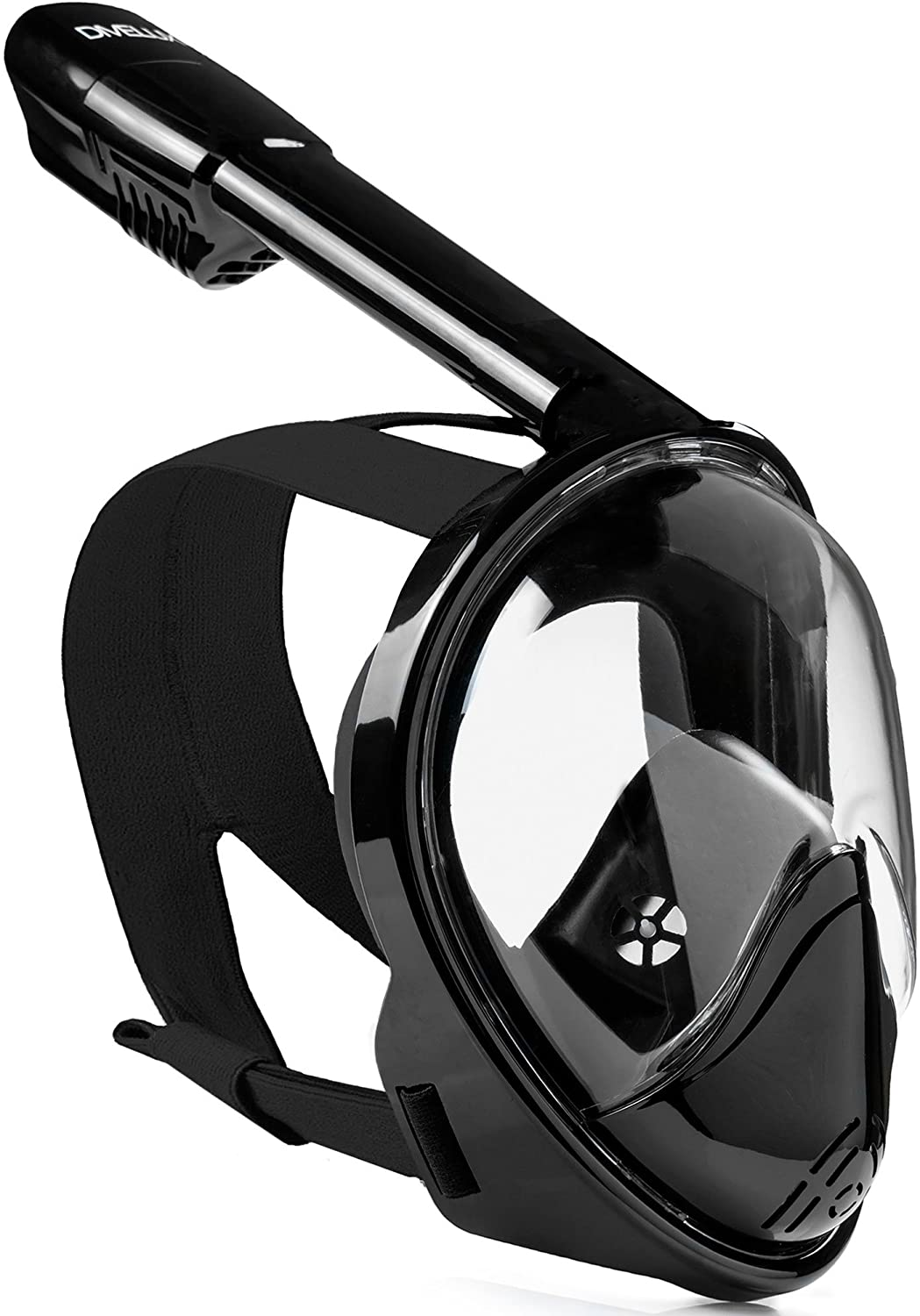 DIVELUX Snorkel Mask - Full Face Snorkeling and Diving Mask