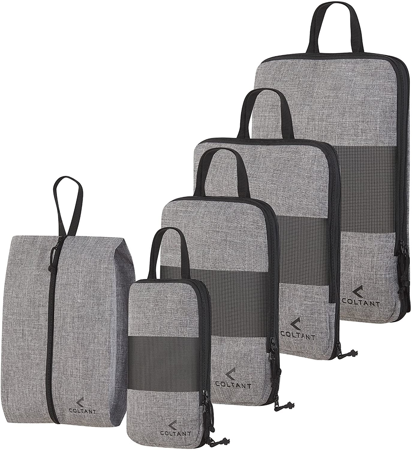 Coltant Compression Packing Cubes