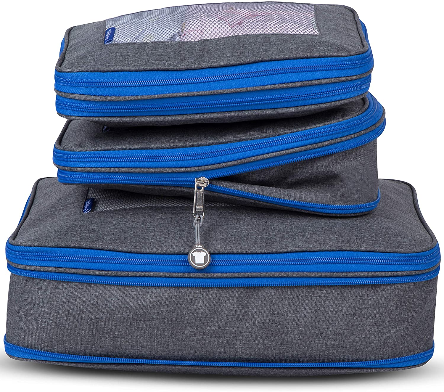 Tripley Compression Packing Cubes