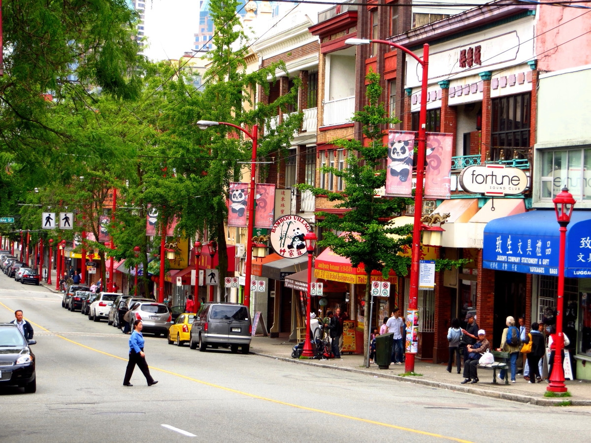 Where To Stay in Chinatown