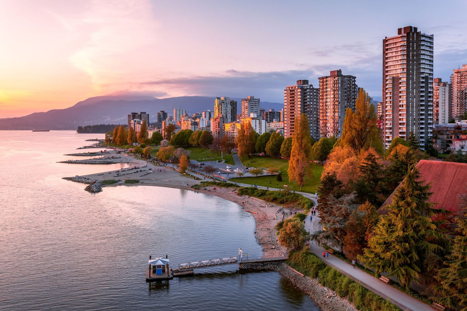 Where To Stay in Downtown Vancouver