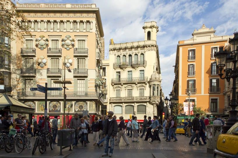 El Raval - Best Areas to Stay in Barcelona