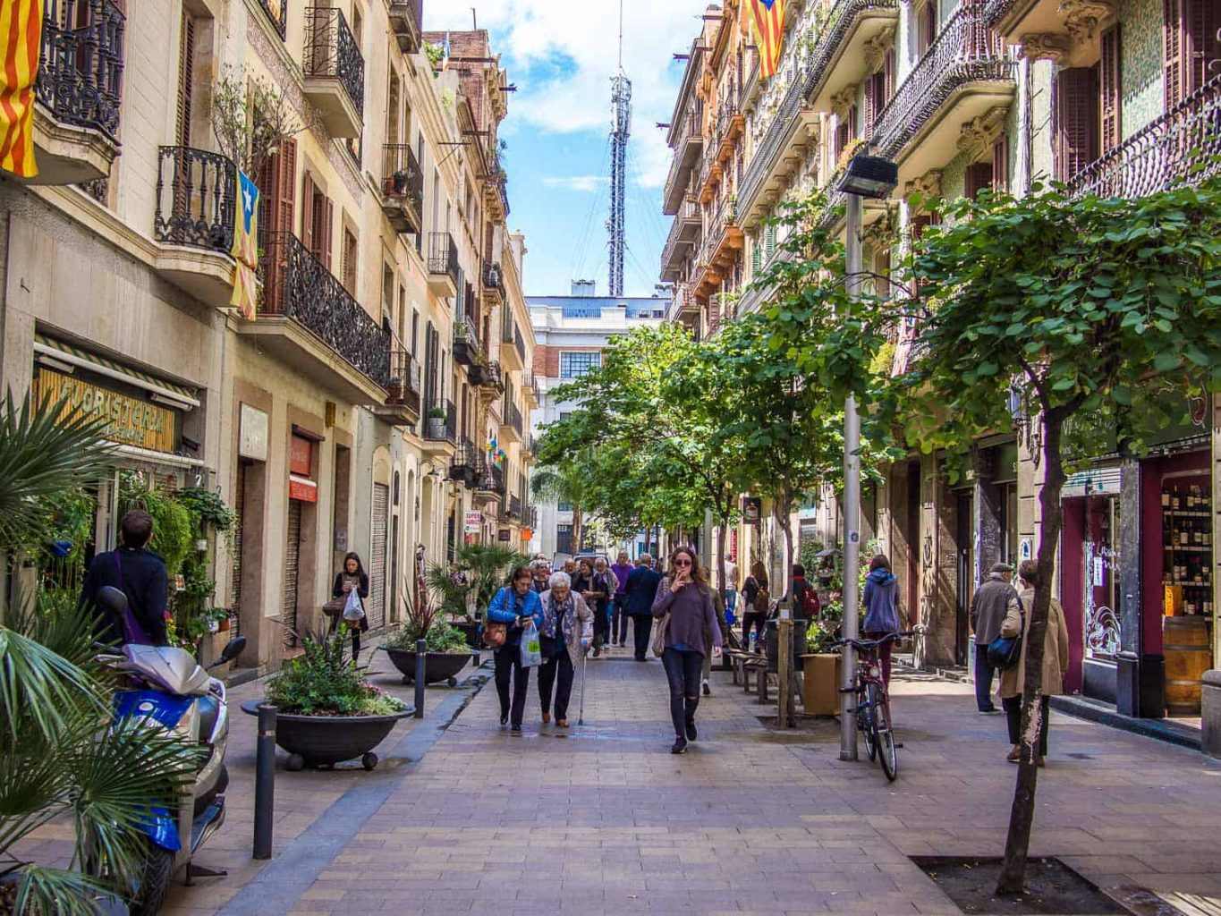 Garcia - Best Areas to Stay in Barcelona
