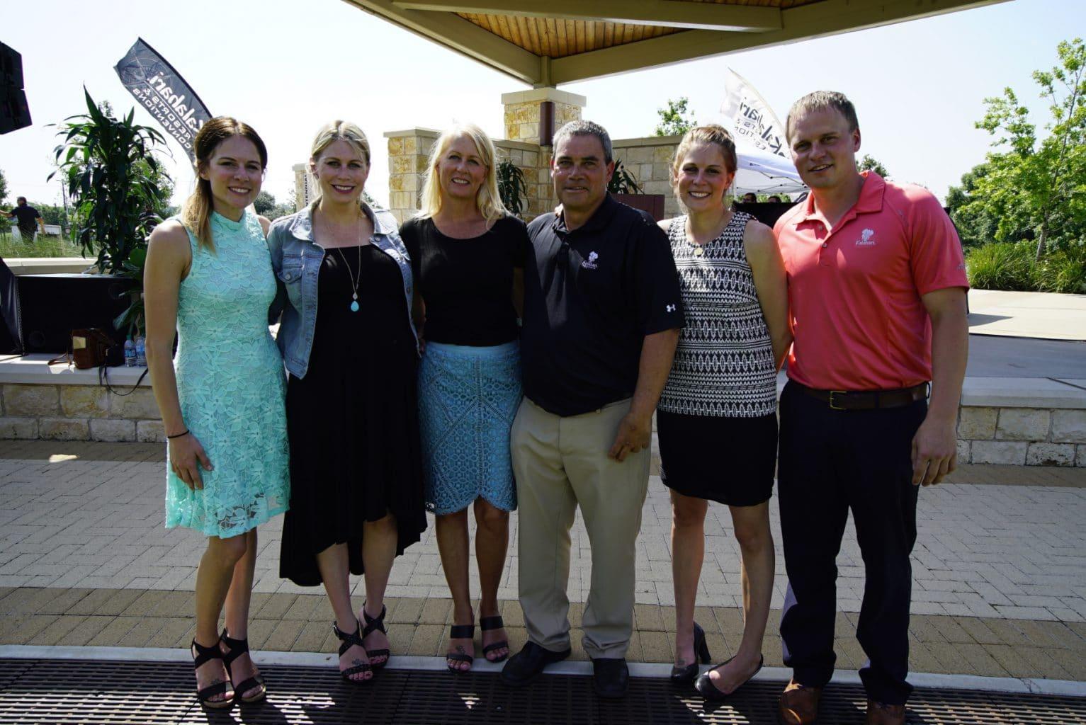 Kalahari Resort Todd Nelson Family