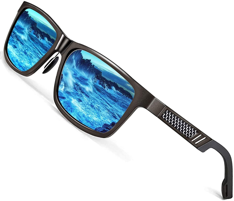 ROCKNIGHT Mg-Al Driving Polarized Sunglasses