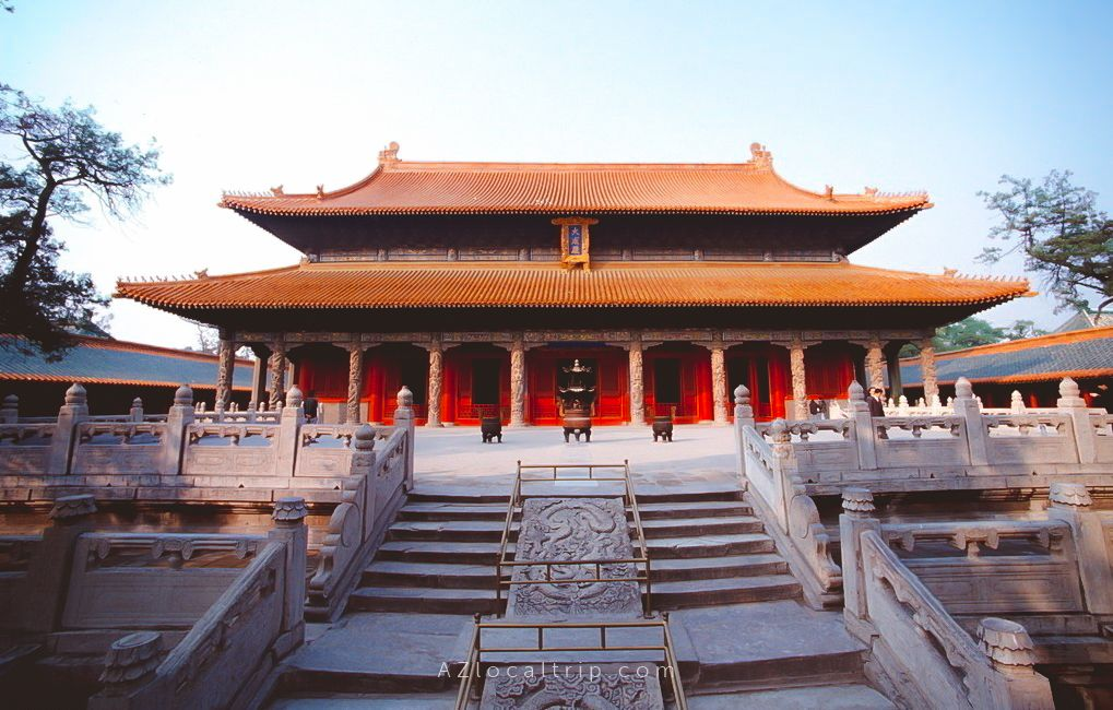 Three Confucius Sites