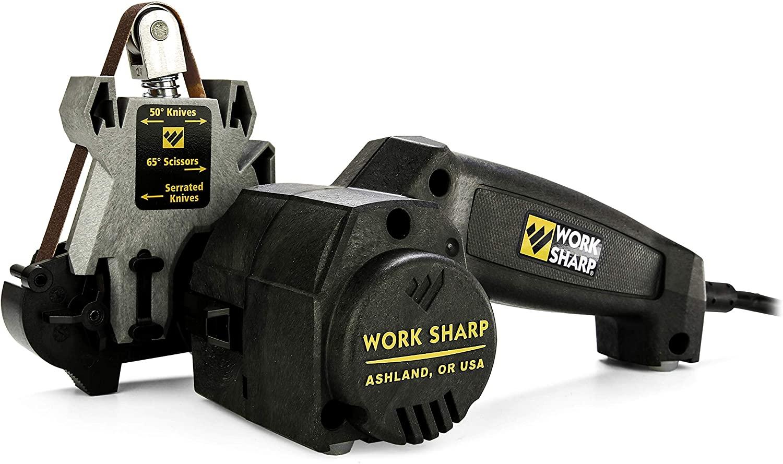 Work Sharp Sharpener