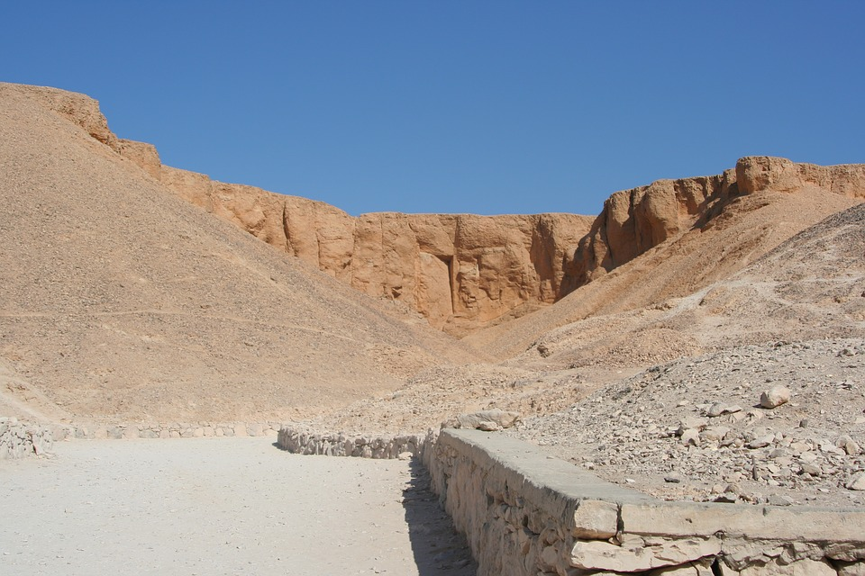 Valley of Kings, Egypt