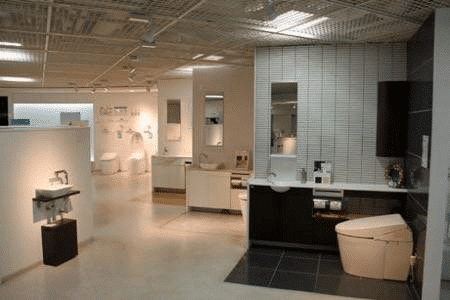 TOTO Showroom