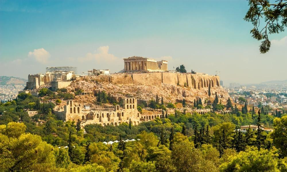 Explore the Acropolis