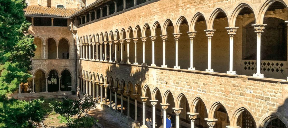 Monasterio de Pedralbes (The Monastery of Pedralbes)