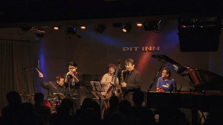 Shinjuku Pit Inn