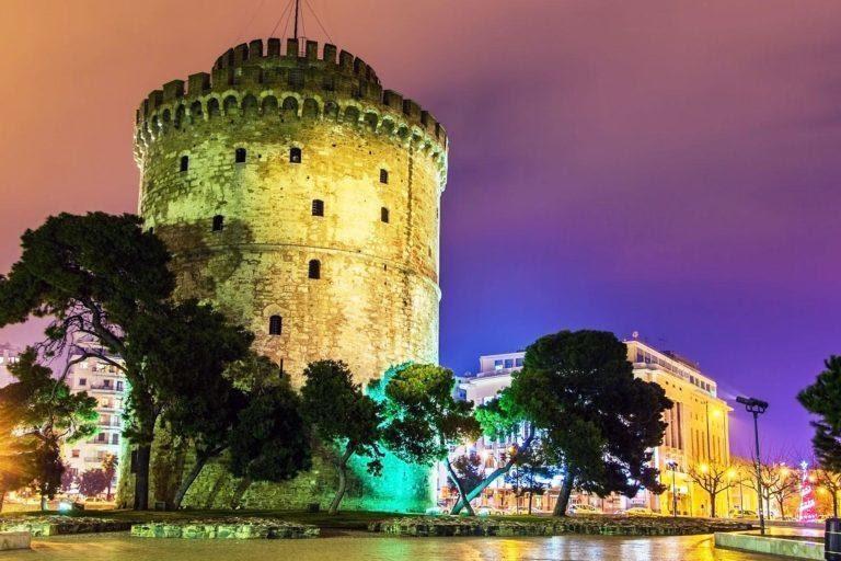 Nightlife in Thessaloniki