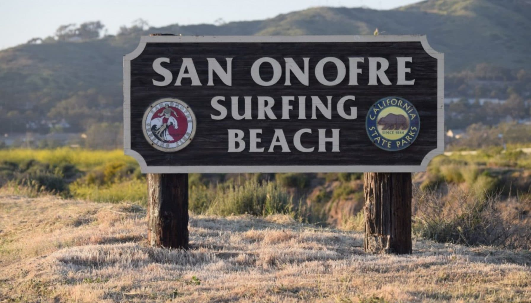 learn to surf in San Onofre