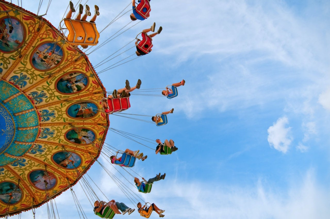 Mtatsminda Amusement Park, Tbilisi