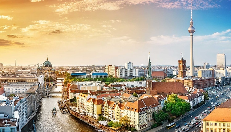 Best Party Places in the World - Berlin
