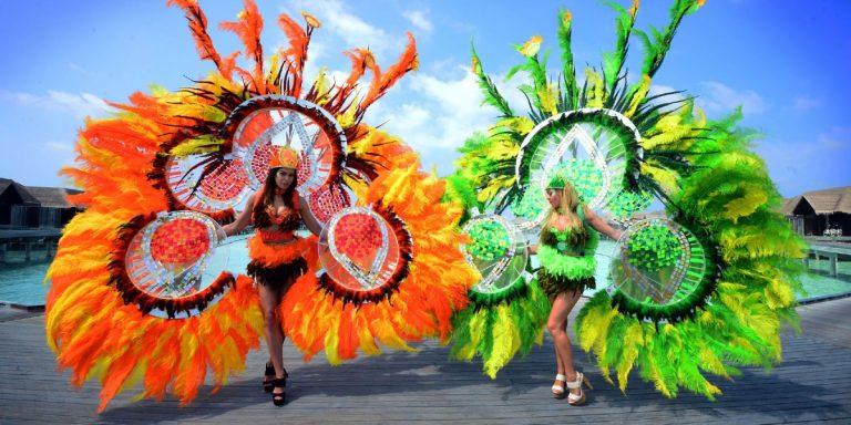 Best Rio Carnival Costume