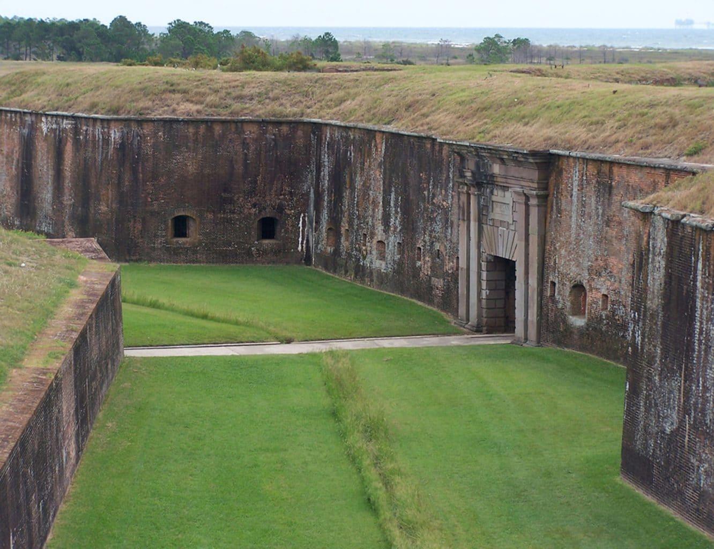 History of Fort Morgan