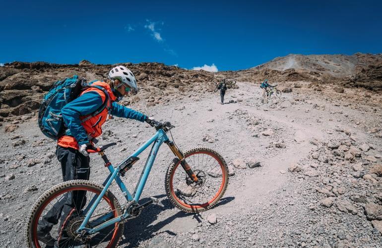 Kilimanjaro Bike Park Safari Tours