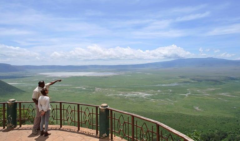 Kilimanjaro Ngorongoro Day Tours
