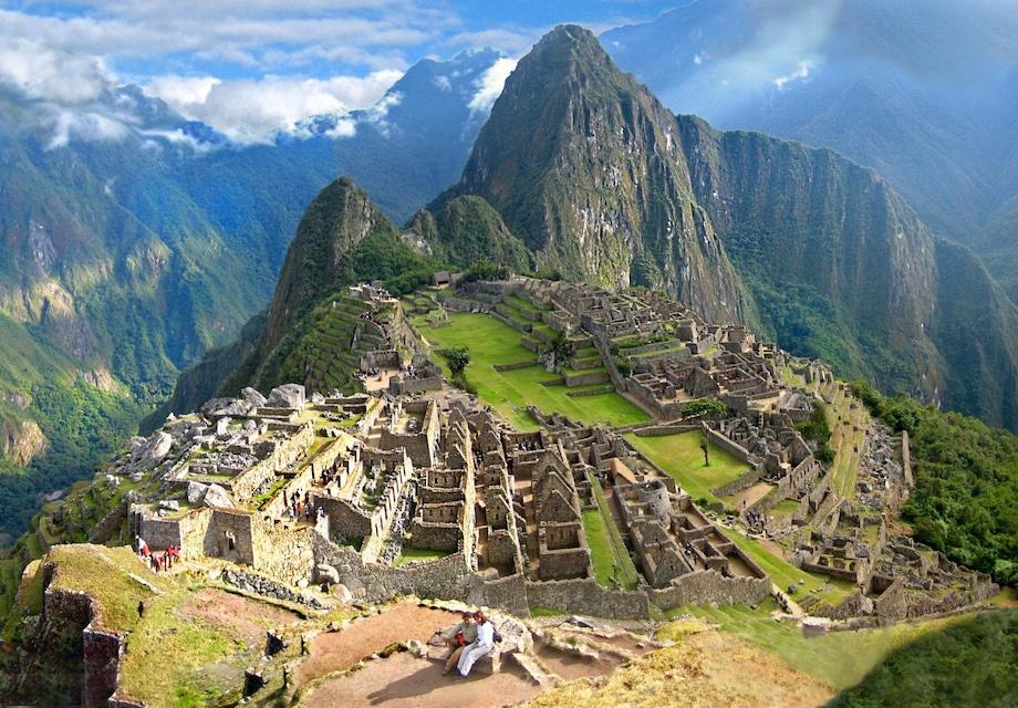 Land of Peru - Machu Picchu