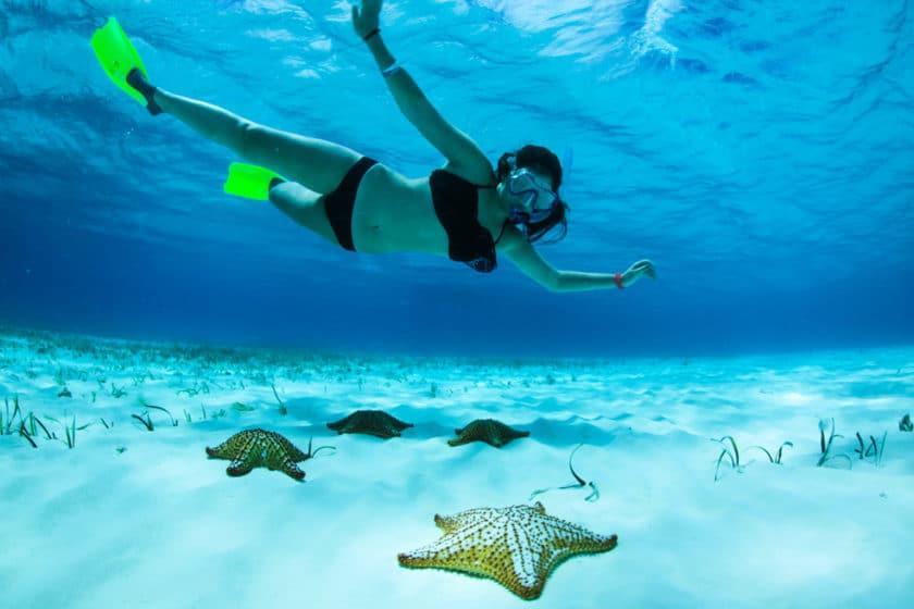 Snorkel at Isla Contoy