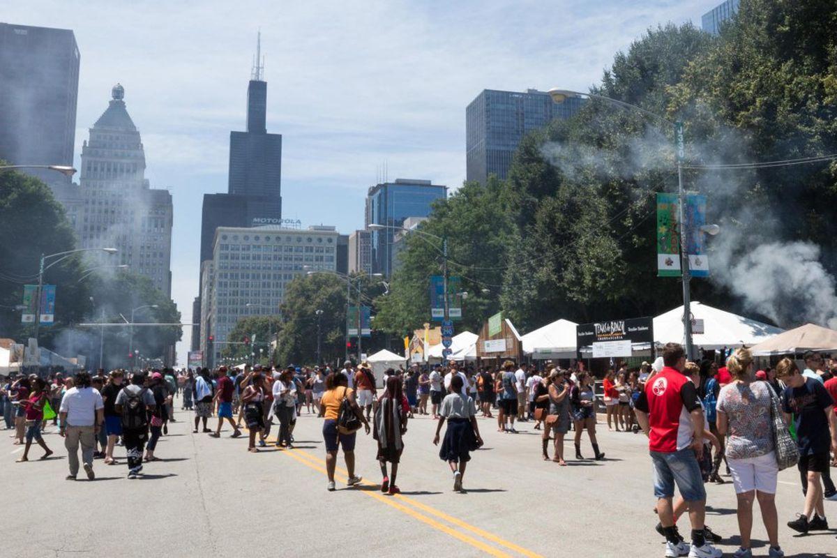 The Taste of Chicago