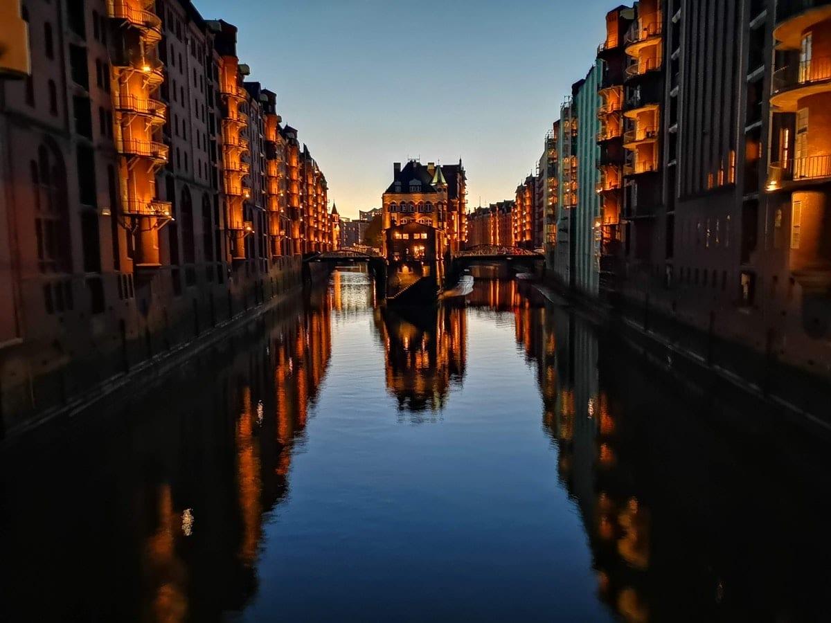 Living cost in Hamburg