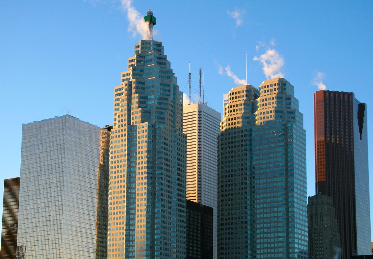 Central Business District or CBD