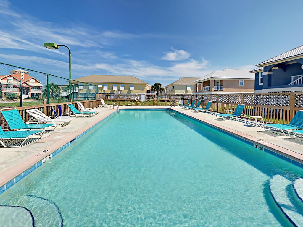 stay at Fort Morgan Beach