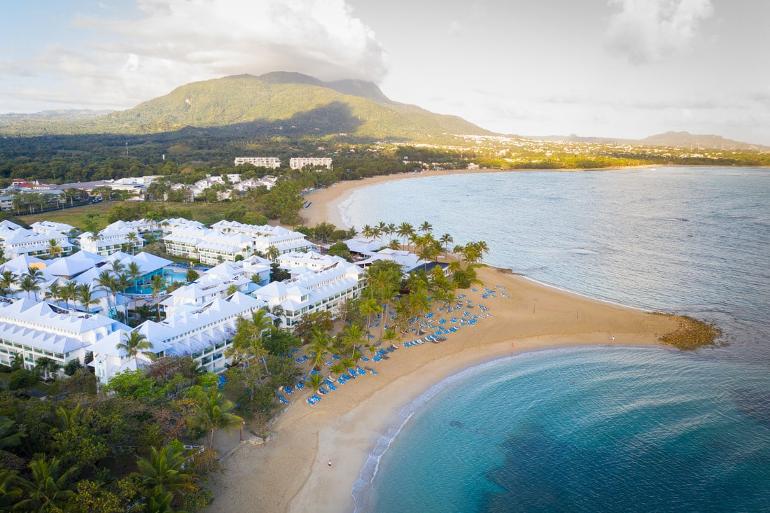 Dominican Republic beaches - Playa Dorada