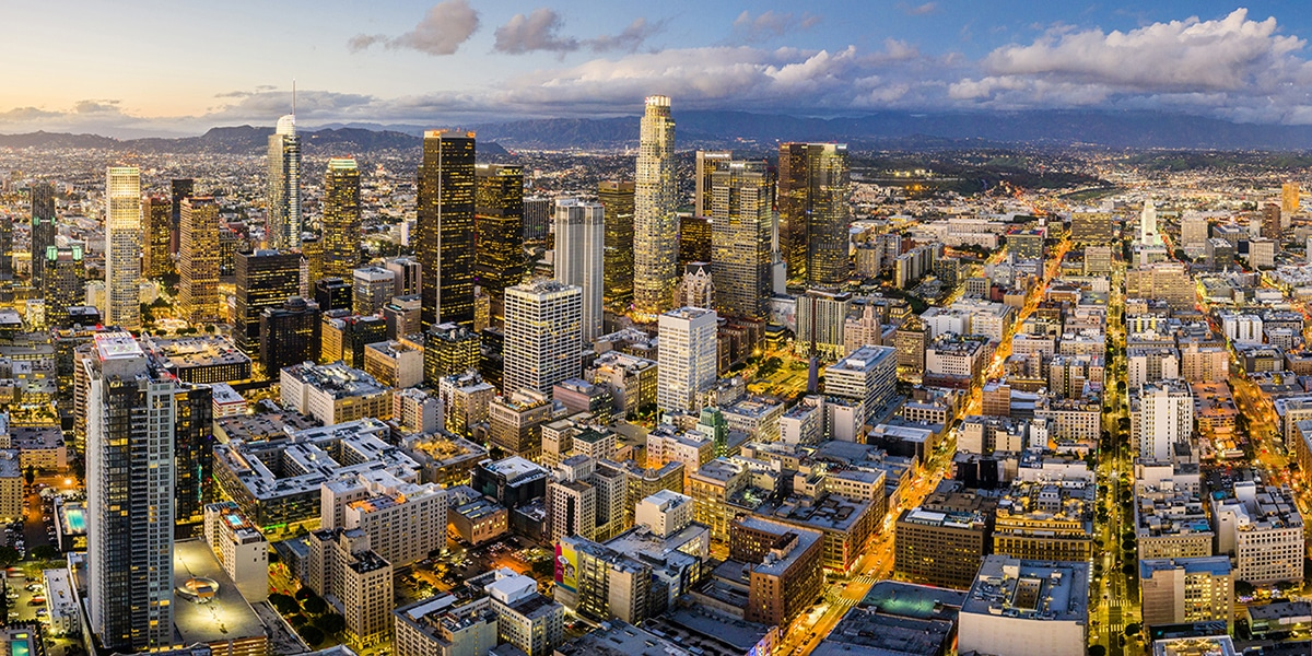 Downtown LA Party District