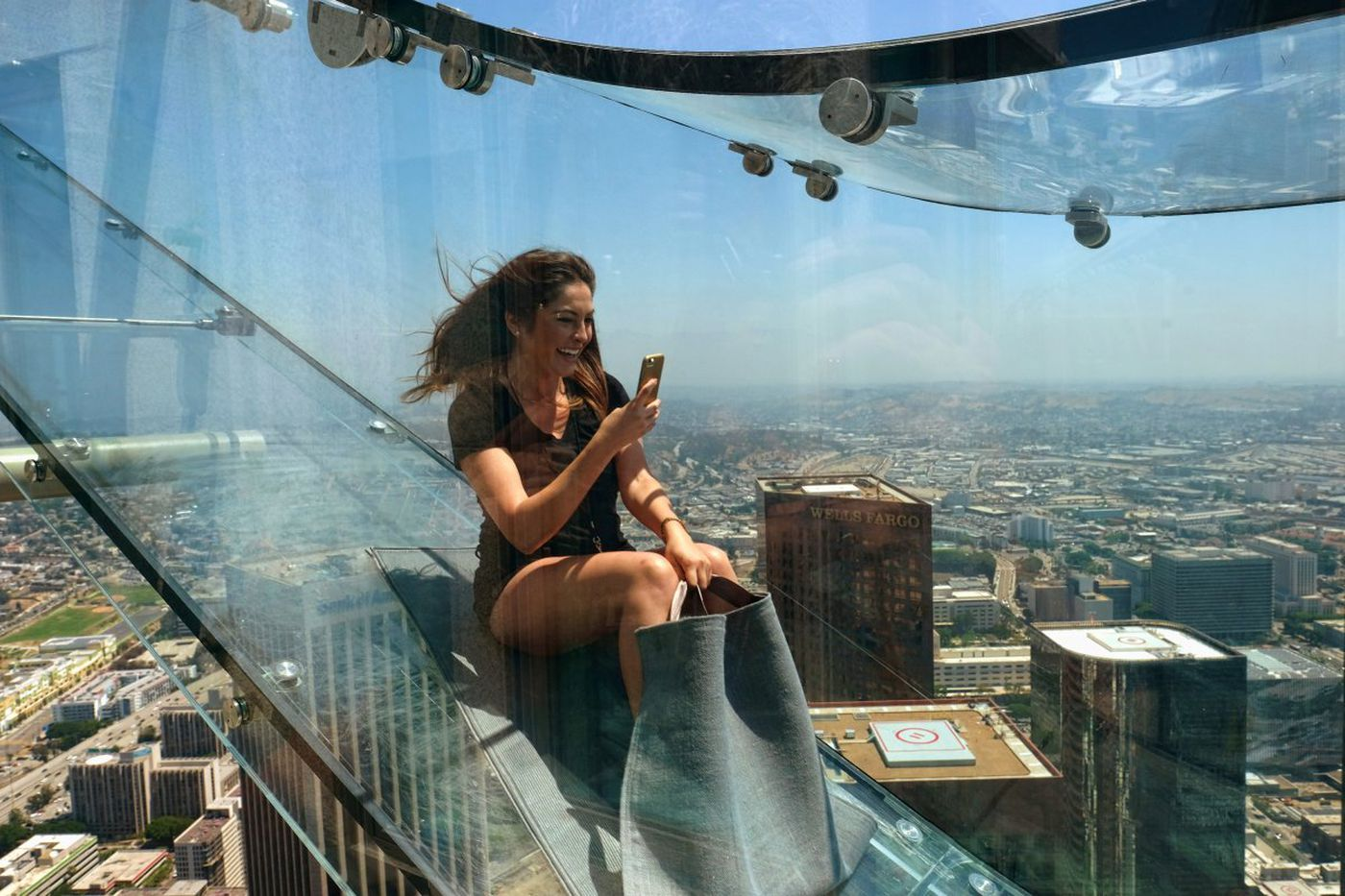 Los Angeles Skyslide