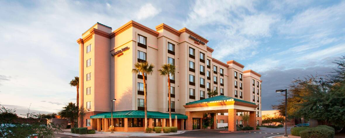 Springhill Suites by Marriott Phoenix Downtown