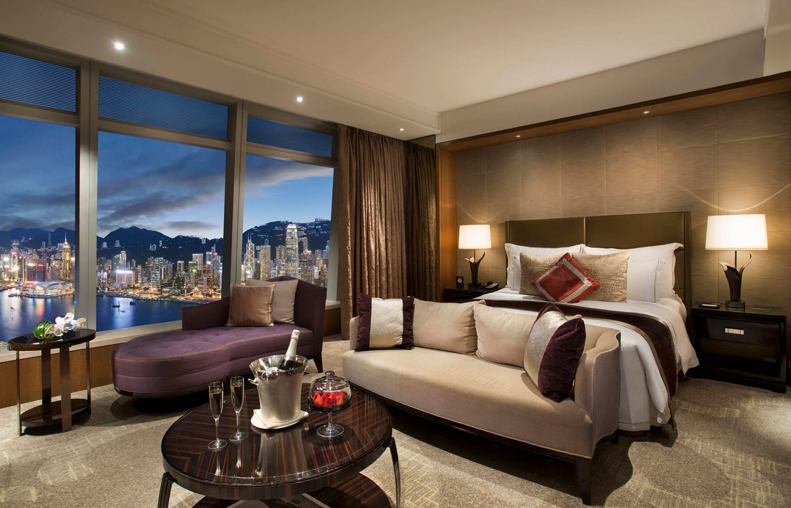 best place to stay in Hong Kong - The Ritz Carlton