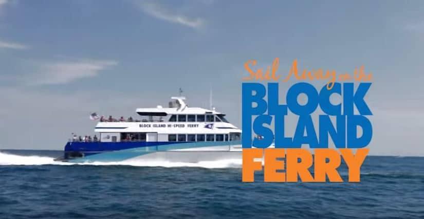 take the Block Island ferry