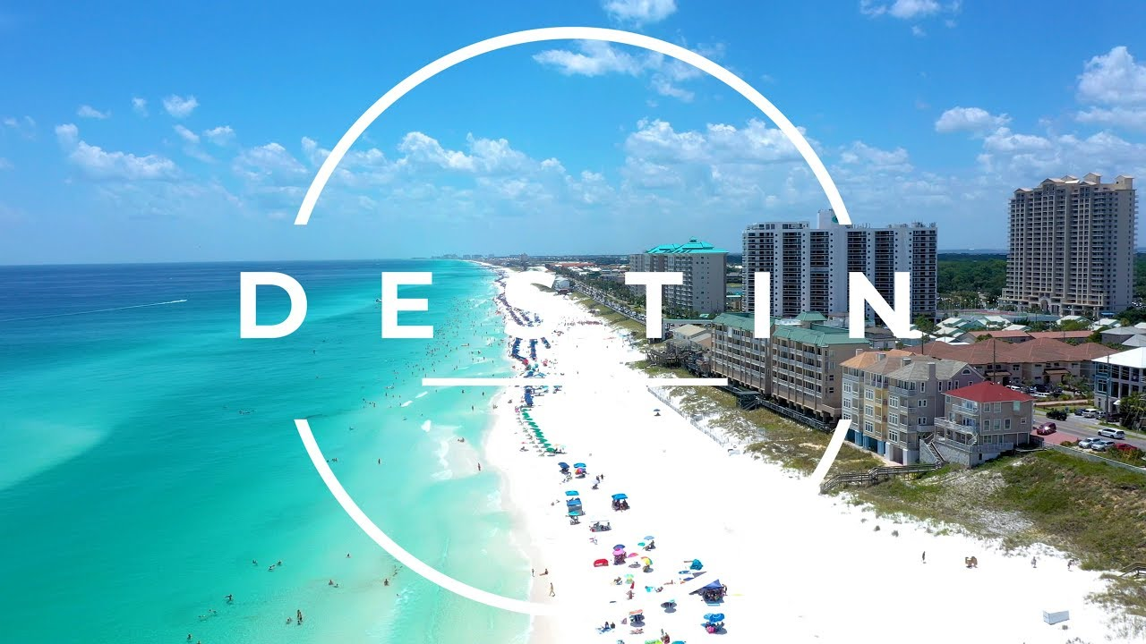 Destin Florida fishing location