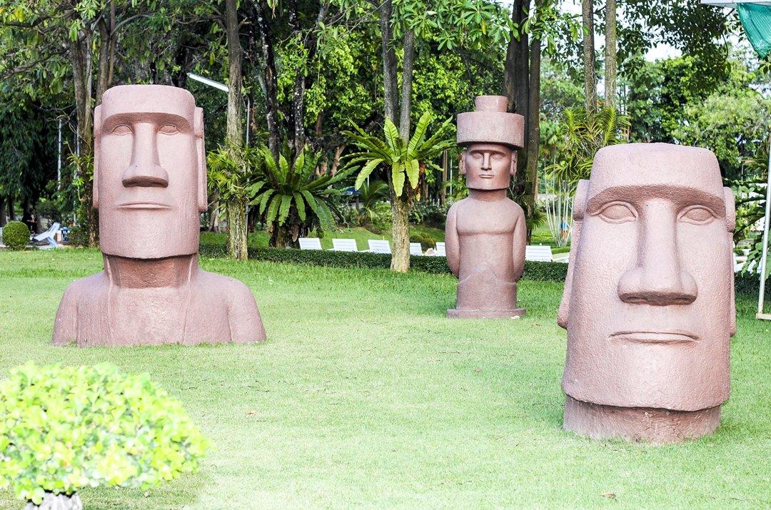 Easter Island Botanical Gardens