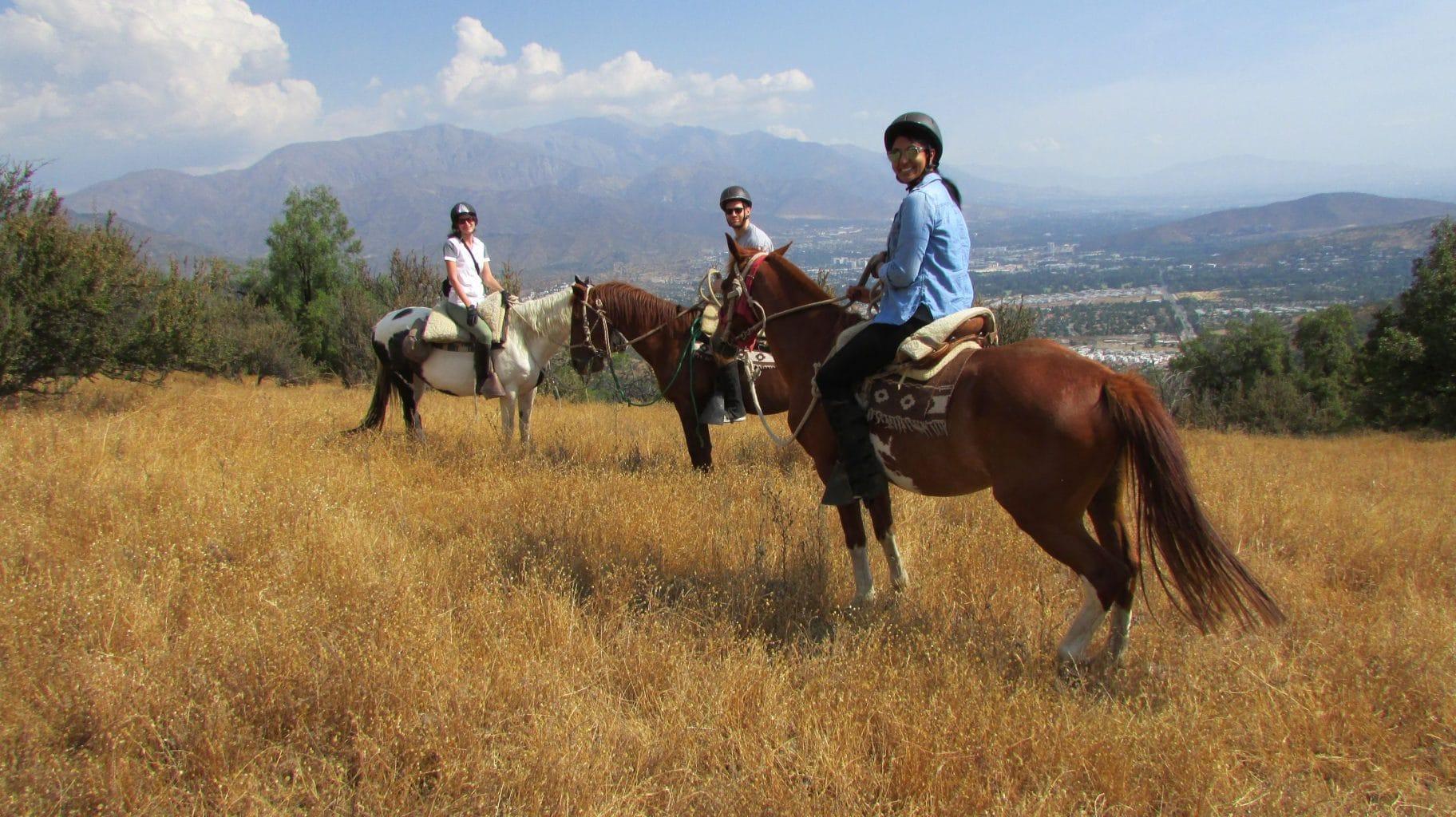 Easter Island horseback riding