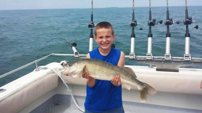 Lake Erie Fishing Charter