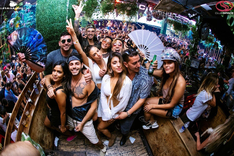 Miami Nightclubs - Club Space