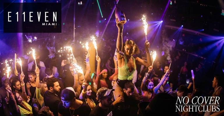Miami Nightclubs - E11EVEN MIAMI