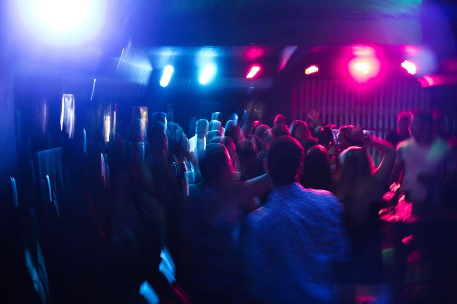 Santorini nightclub