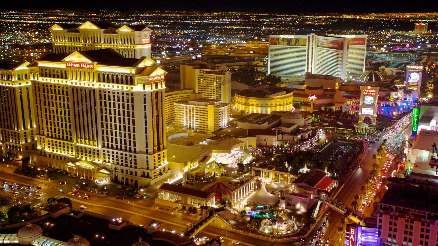 free places to go in Las Vegas