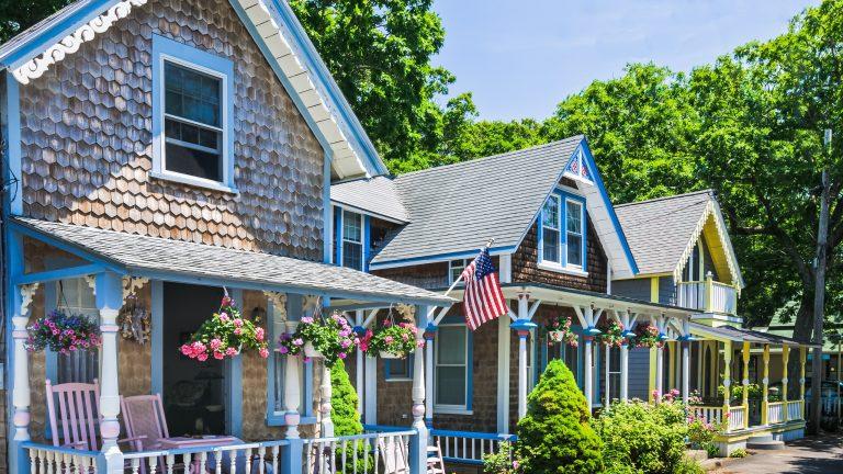 where to stay in Martha's Vineyard