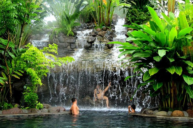 Arenal Volcano Hot Springs in Costa Rica